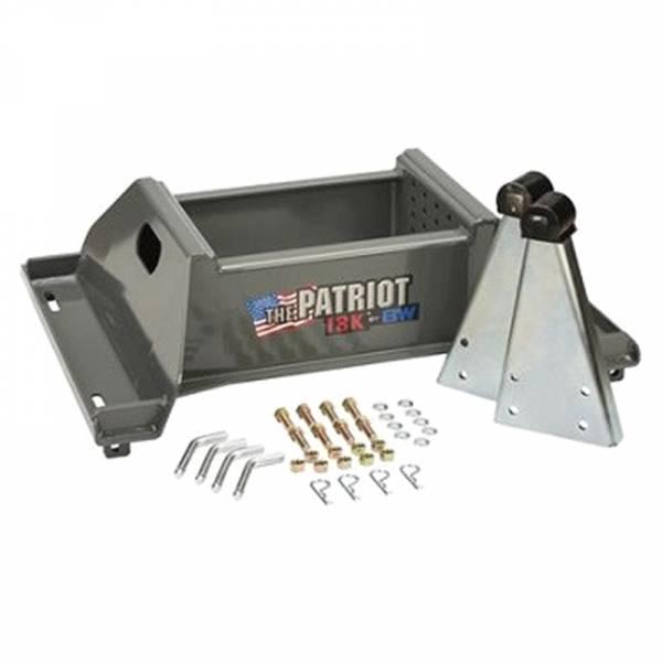 B&W - B&W RVB3255 Patriot 18K 5th Wheel Trailer Hitch Replacement Base