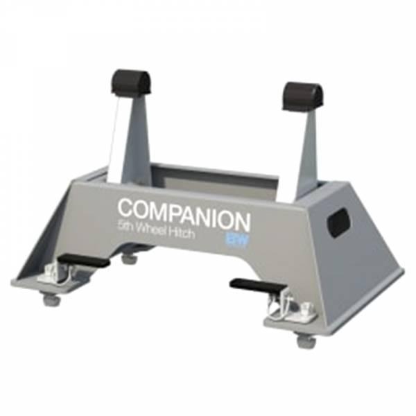 B&W - B&W RVB3710 Companion 20K OEM 5th Wheel Hitch Base for GMC Truck 2020-2021