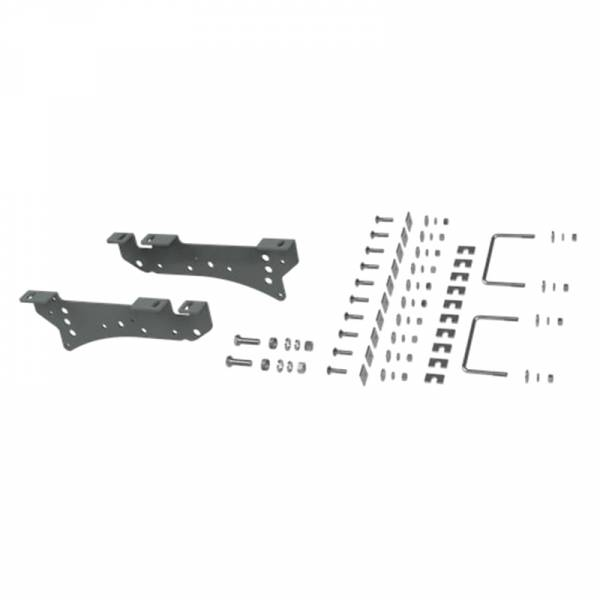 B&W - B&W RVK2400 Universal Mounting Rails with Custom Installation Brackets for Ford F-250/F-350 2005-2010