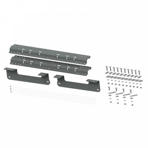 B&W - B&W RVK2404 Universal Mounting Rails with Custom Installation Brackets for Ford F-150 2004-2014