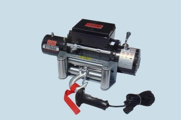 ENGO Winch - ENGO 77-10000PF EPF10000 10K Premium Finish Winch