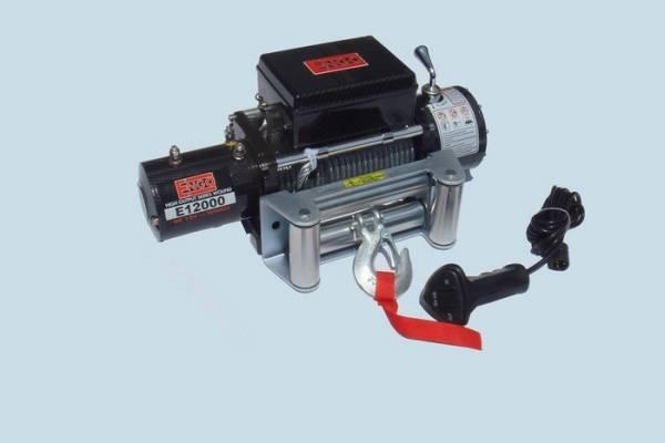 ENGO Winch - ENGO 77-12000PF EPF12000 12K Premium Finish Winch