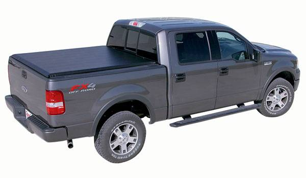 Access - Access 21359 Access Roll Up Tonneau Cover Ford F150 6.5' Bed with Side Rail Kit 2008-2010