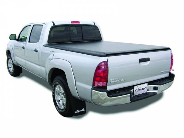 Access - Access 43199 Lorado Roll Up Tonneau Cover Nissan Titan CrewCab Long Bed 7ft 3 Clamps on with or without Utili-track 2008-2010