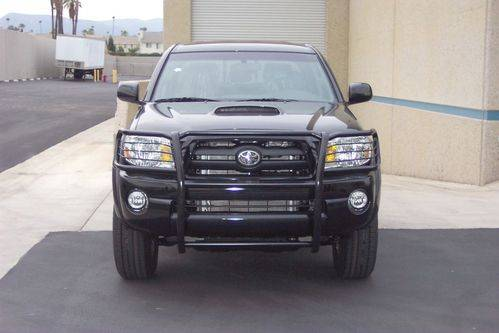 Steelcraft - Steelcraft 53060 Black Grille Guard Toyota Land Cruiser (1998-2007)
