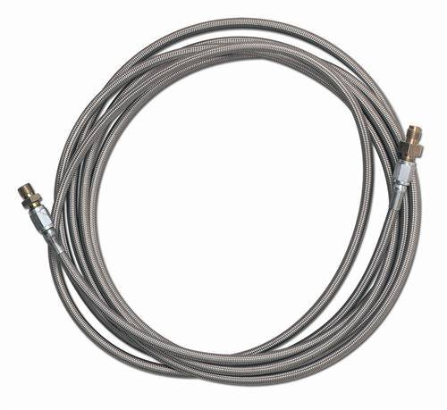 Rubicon Express - Rubicon Express RE1591 Stainless Steel ARB Air Locker Line Kits Front 6' Long