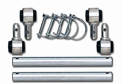 "Rubicon Express - Rubicon Express RE1180 Sway Bar Disconnects Set with 10"" Center"
