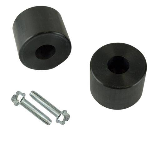 "Rubicon Express - Rubicon Express RE1393 2"" Rear Bump Spacer Jeep WJ"
