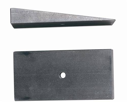 "Rubicon Express - Rubicon Express RE1468 Degree Shim 2.5"" X 6* Steel"