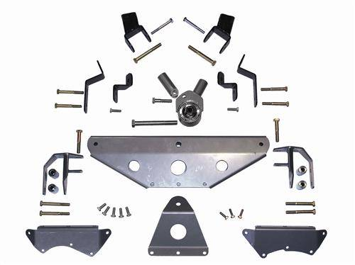 Rubicon Express - Rubicon Express RE4405 Jeep TJ Tri-Link Rear Truss Kit 2003-2006