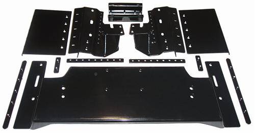 Rubicon Express - Rubicon Express RE9920 Jeep XJ Long Arm Cross Member Kit