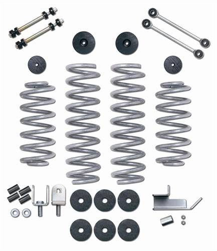 "Rubicon Express - Rubicon Express RE7002 3.5"" Standard Coil System Jeep TJ/LJ"