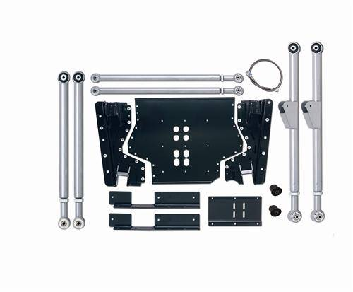 Rubicon Express - Rubicon Express RE7230 Long Arm Upgrade Kit Jeep TJ 1997-2002