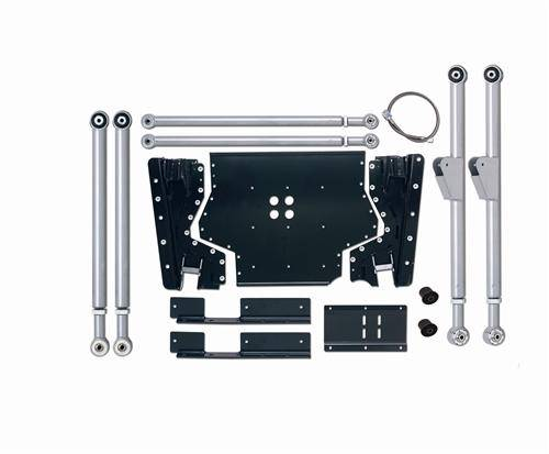 Rubicon Express - Rubicon Express RE7231 Long Arm Upgrade Kit Jeep TJ 2003-2006