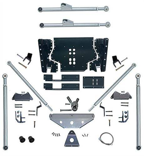 Rubicon Express - Rubicon Express RE7530 Long Arm Upgrade with Tri-Link Jeep TJ 1997-2002