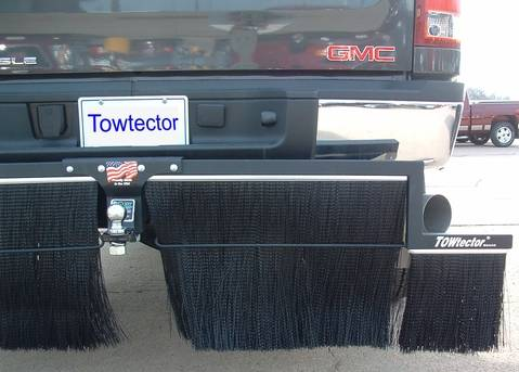 "Towtector - Towtector 17820-DM Premium Towtector Chevy Duramax 78"" x 20"" Height"