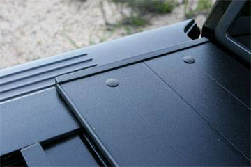 """Truck Covers USA - Truck Covers USA CR161 American Roll Tonneau Cover Any Ford Ranger Short Bed 72"""""""