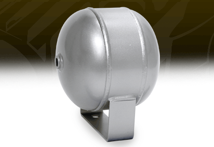 "Viair - Viair 91005 0.5 Gallon Tank | Two 1/4"" NPT Ports 150 PSI Rated"