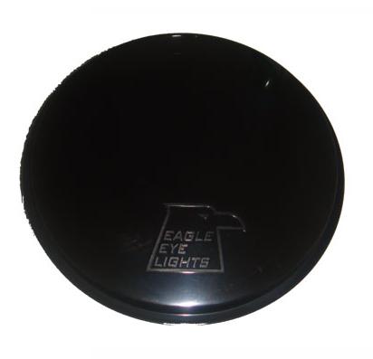 "Eagle Eye Lights - Eagle Eye Lights CV-505BK Solid Black Covers for 4"" Internal Ballast H.I.D. Lights HID505 and Non-HID 4"" Lights HG505 Each"