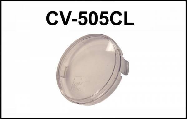 "Eagle Eye Lights - Eagle Eye Lights CV-505CL Clear Cover for 4"" Internal Ballast HID HID505 & Non-HID 4"" Lights HG505 Each"