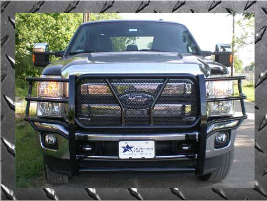 Frontier Gear - Frontier Gear 200-10-8003 Grille Guard Ford F250/F350/F450 (2008-2010)