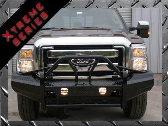 Frontier Gear - Frontier 600-21-1005 Xtreme Front Bumper Chevy Silverado 2500HD/3500 2011-2014