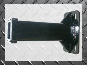 Frontier Gear - Frontier Gear 990-40-3080 Front Receiver Tube Dodge 1500/2500/3500 Front Receiver Tube (2003-2013)