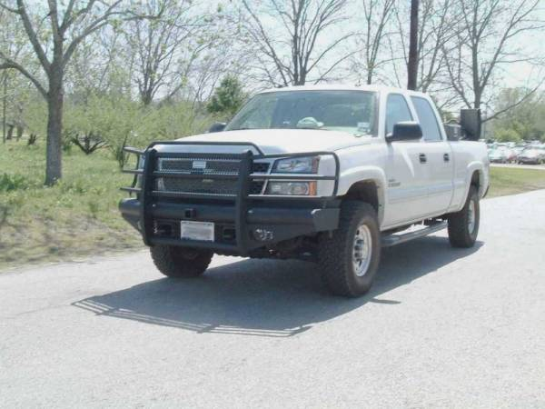 Ranch Hand - Ranch Hand FBC011BLR Legend Front Bumper Chevy 2500HD/3500 2001-2002
