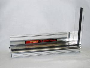 """Owens - Owens OC74120FX Classic Pro Series Extruded Aluminum 4"""" Drop 1997-2012 Chevy/GMC Vans Express/Savana 155"""" WB without Cladding"""