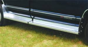 "Owens - Owens OC8038E Classic Series Diamond Tread 2"" Drop 2007-2012 Chevy/GMC Silverado/Sierra Full Size Pickup GMT900 8' Long Box Board except 2011 diesels"