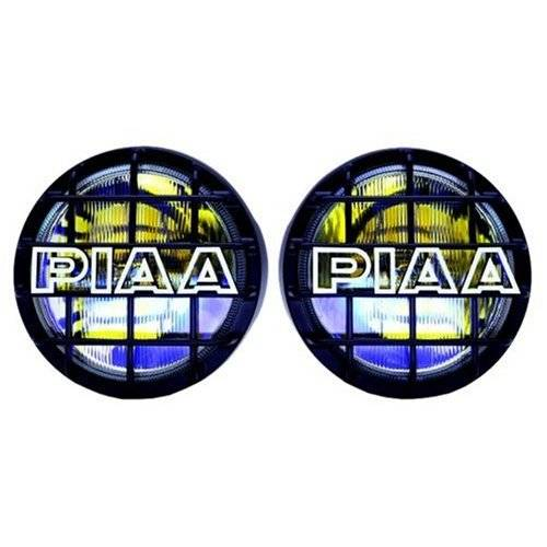 PIAA - PIAA 5291 Lamp Kit Fog 85W Black Round