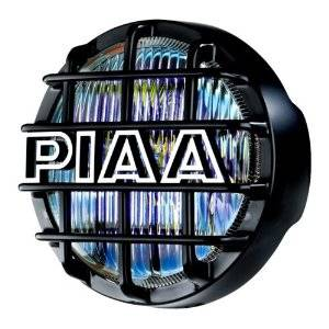 PIAA - PIAA 5401 Lamp 540 Plasma Ion Fog 55=85W Black Round Single