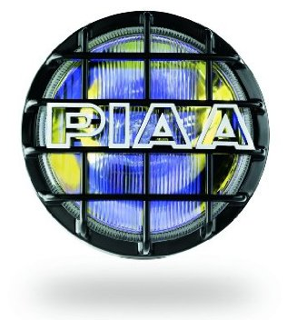 PIAA - PIAA 5213 Lamp 520 Ion Driving 85W Black Round Single