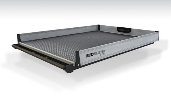 Bedslide - Bedslide 1000 10-7548-CL Chevy/GMC Silverado / Sierra 6.5' Shortbed 1970-2012