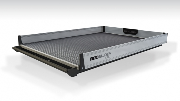 Bedslide - Bedslide 1000 10-6548-CL Chevy/GMC Silverado / Sierra 5.5' Shortbed 2004-2012