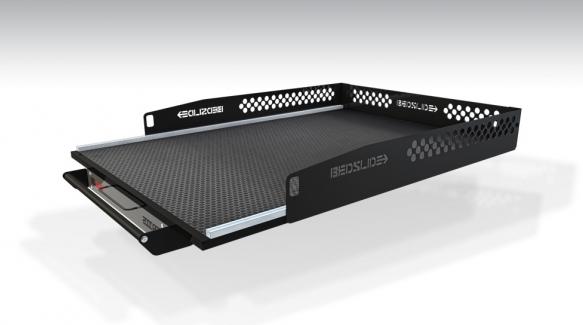 Bedslide - Bedslide 2000 Pro HD 10-9548-CL Nissan Titan 8' Longbed 2006-2011