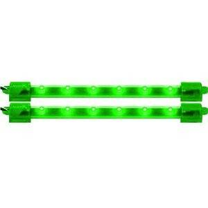"Vision X - Vision X HIL-M6G Twin Pack LED Bars 6"" Green"