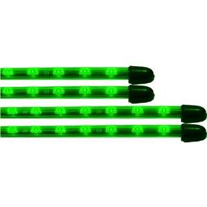 Vision X - Vision X HIL-UGREEN Flexible LED Under Car Kit Green