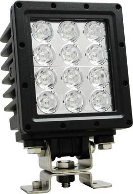 Vision X - Vision X MIL-RXP1225T Ripper Xtreme Prime Industrial Light 12 LEDs 25 Degree Dual Bracket