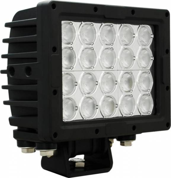 Vision X - Vision X MIL-RXP2060T 20 LED Ripper Mining Industrial Light 60 W/Dual Mounting Brackets