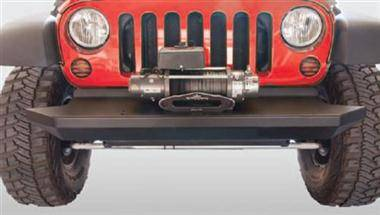 Rock Slide Engineering - Rock Slide FB-S-200-JK Rock Crawler Shorty Front Bumper Jeep Wrangler JK 2007-2017