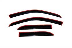 Auto Ventshade - Auto Ventshade 194223 Ventvisor In-Channel Deflector 4 pc.