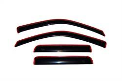 Auto Ventshade - Auto Ventshade 194133 Ventvisor In-Channel Deflector 4 pc.