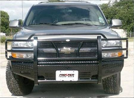 Frontier Gear - Frontier 300-29-9005 Front Bumper Chevy Suburban 2000-2006