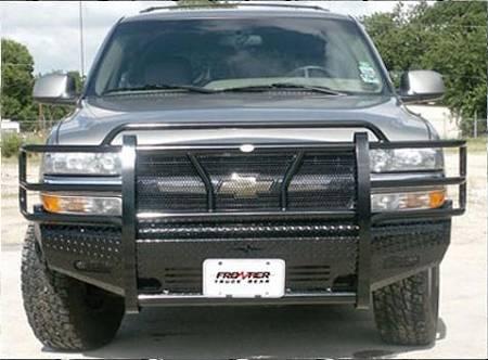 Frontier Gear - Frontier 300-29-9005 Front Bumper Chevy Suburban 2000-2006