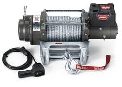 B Exterior Accessories - Winches - Warn - Warn 17801 M12000 Self-Recovery Winch
