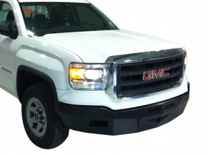 GMC Sierra 1500 - GMC Sierra 1500 2007-2013 - Iron Cross - Iron Cross 30-315-07 RS Series Low Profile Front Bumper GMC Sierra 1500 2007-2013