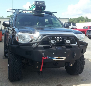 Truck Bumpers - Hammerhead - Toyota Tacoma 2012-2014