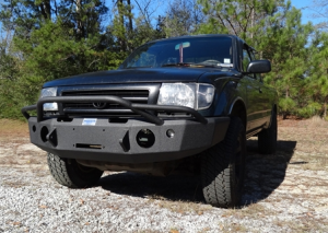Truck Bumpers - Hammerhead - Toyota Tacoma 1995-2004