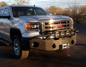 Shop Bumpers By Vehicle - GMC Sierra 1500 - GMC Sierra 1500 2014-2015